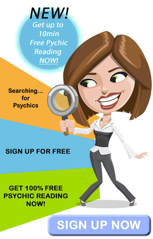 Absolutely 10 minutes Free Psychic Reading