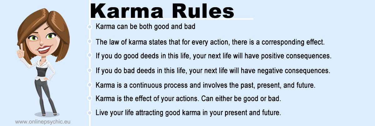 What is karma and how does it work