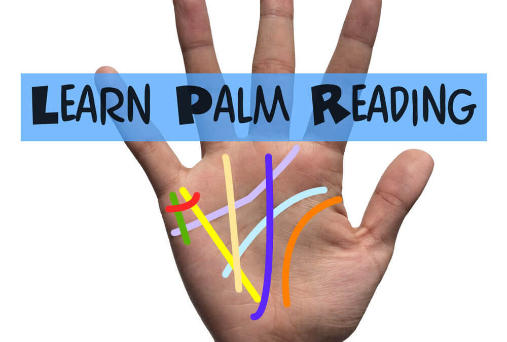 A Guide to Palm Reading with Pictures: How to Read Your Own Palm