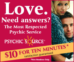 Love Psychic Readings by Psychic Source