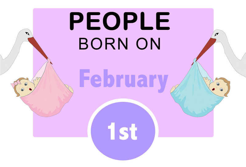 name by numerology and date of birth 1 february