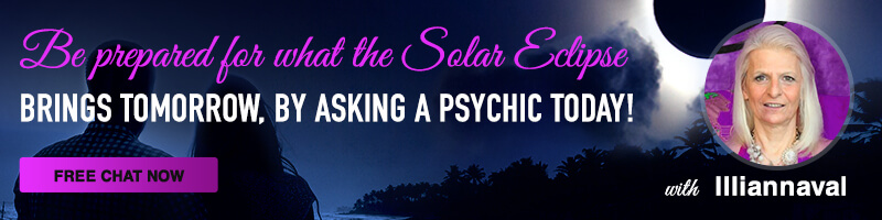 Get free psychic reading.