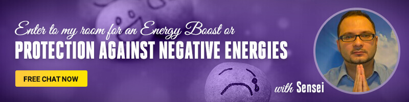 Protections against negative energies