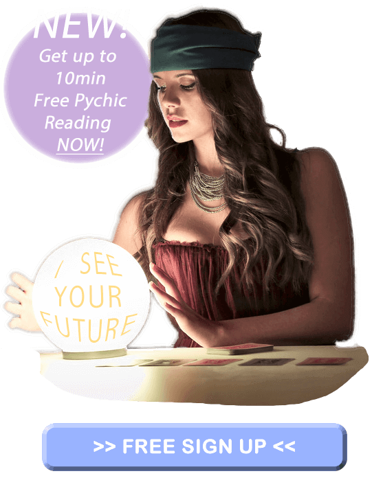 10 minutes free psychic reading