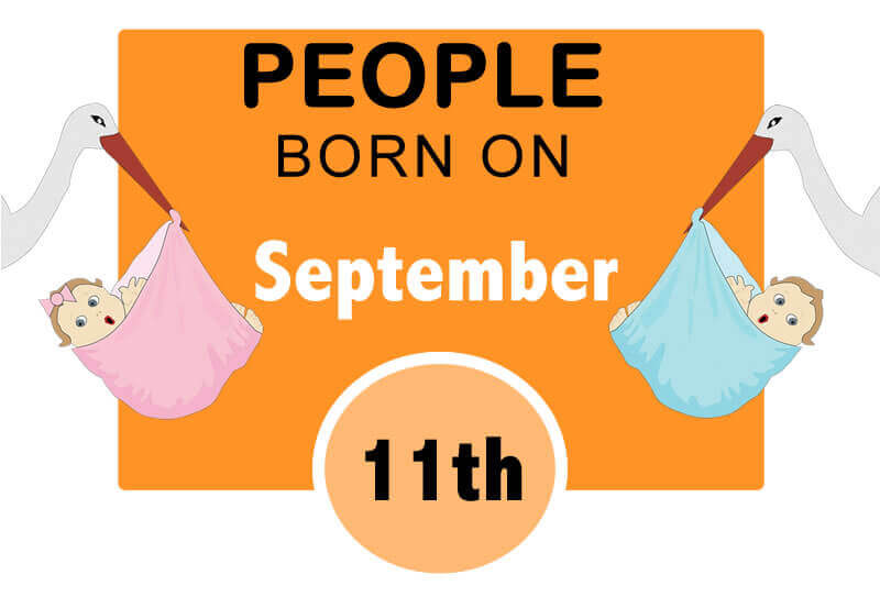 Numerological Personality Traits of People Born on September 11th