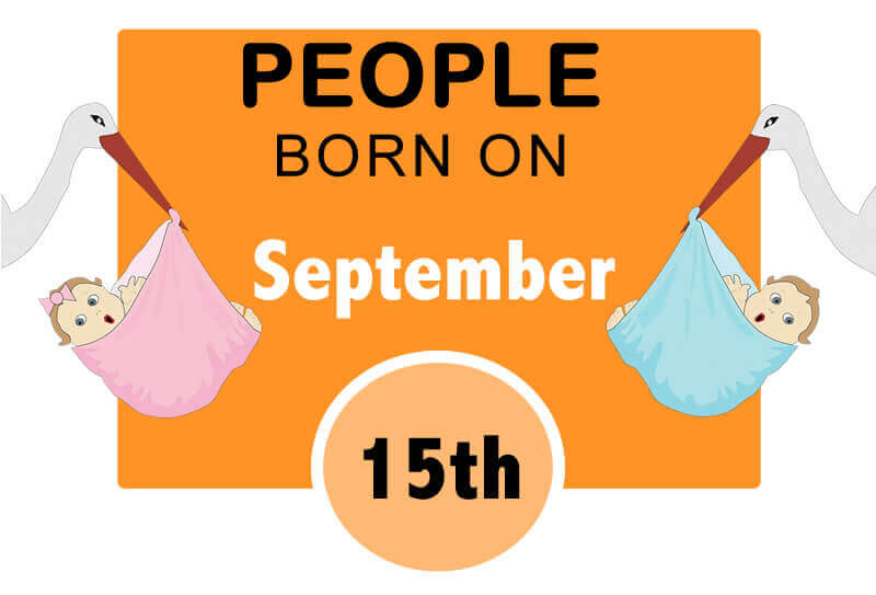 Numerological Personality Traits of People Born on September 15th