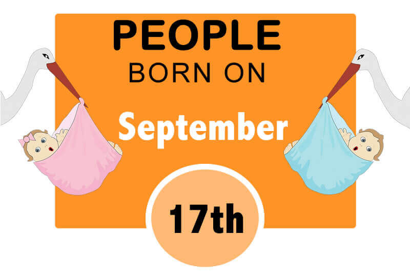 Numerological Personality Traits of People Born on September 17th