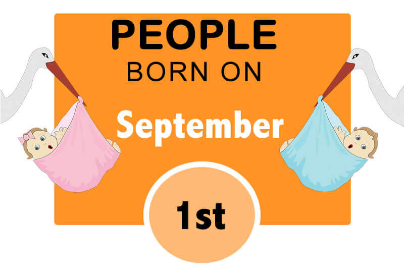 Numerological Personality Traits of People Born on September 1st
