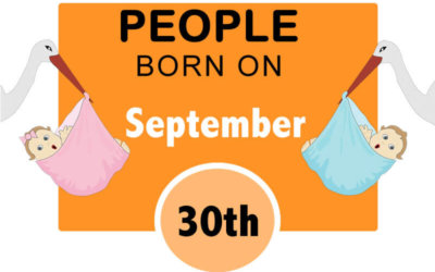 Numerological Personality Traits of People Born on September 30th