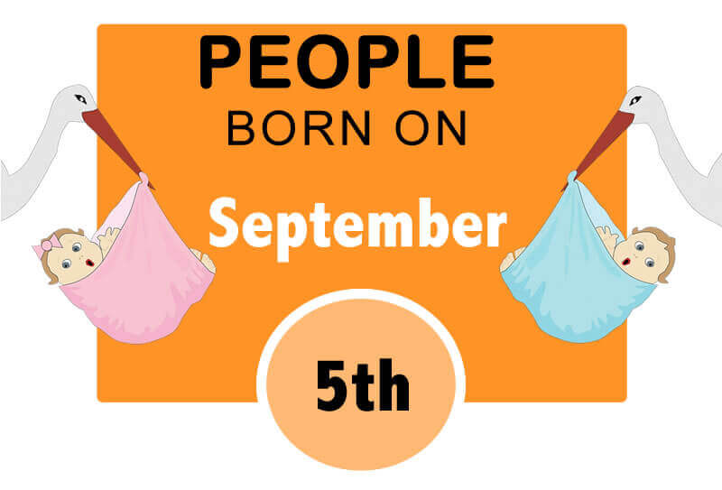 Numerological Personality Traits of People Born on September 5th