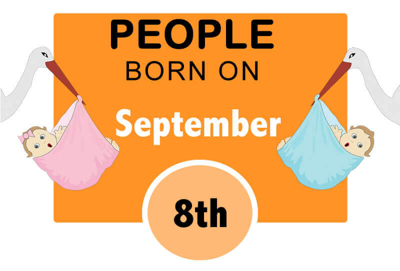 Numerological Personality Traits of People Born on September 8th