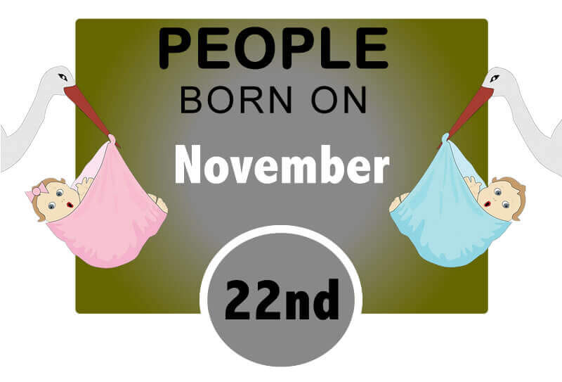 Numerological Personality Traits of People Born on November 22nd