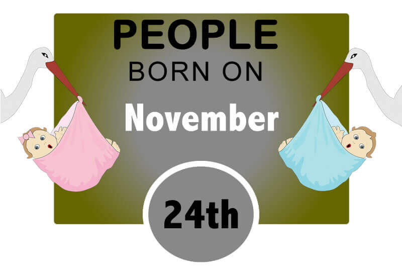 Numerological Personality Traits of People Born on November 24th