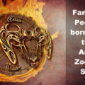 Famous People born into the Aries Zodiac Sign