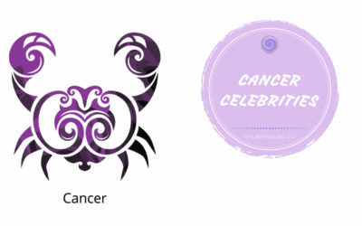 Famous Cancerians – Celebrities Who Are Cancer