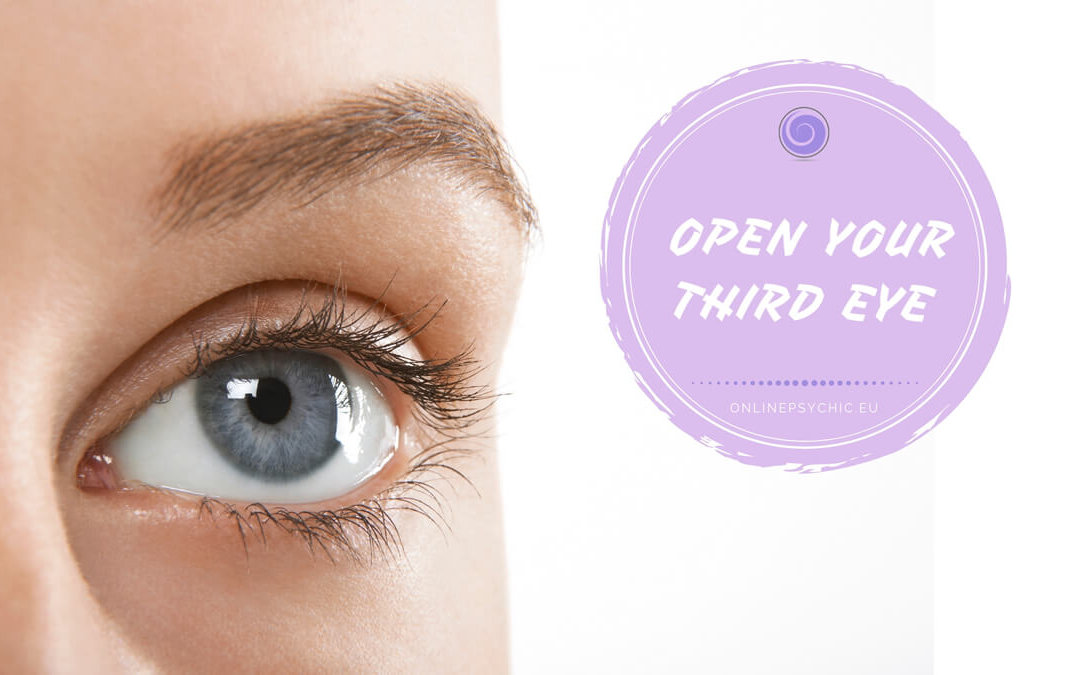 How to Open Your Third Eye And What Happens When You Open it?