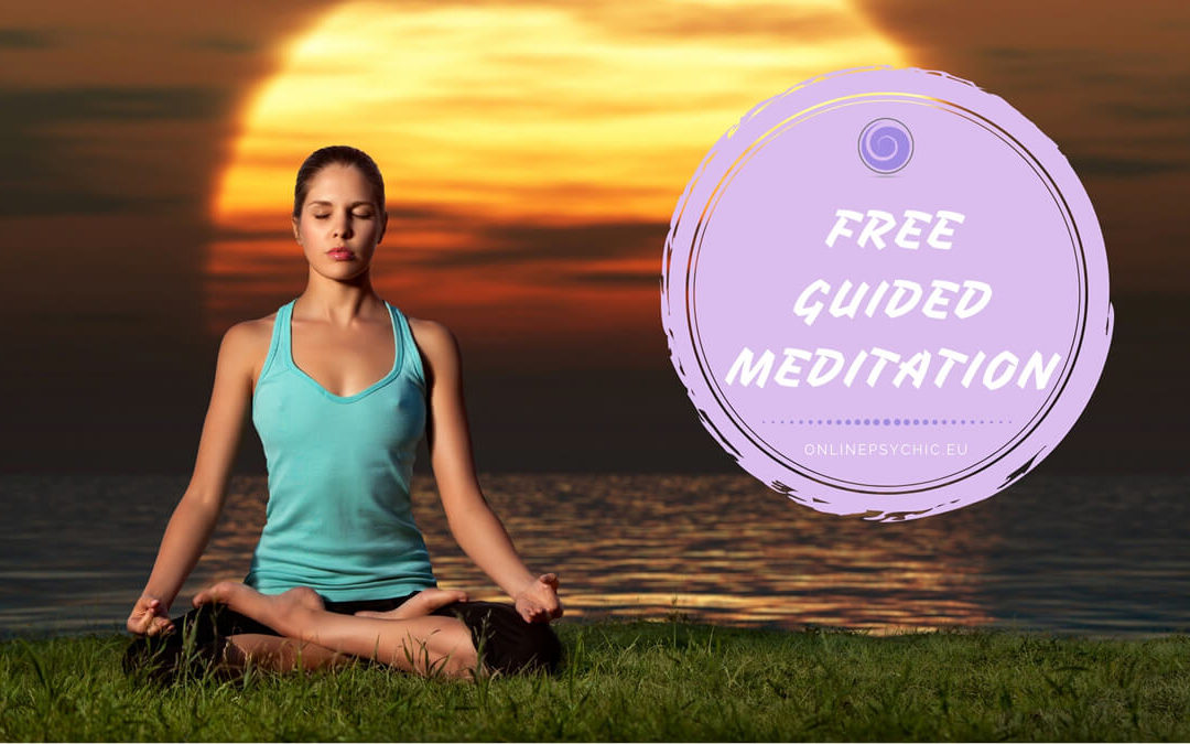 Free Guided Meditation Audio – Learn To Meditate The Right Way