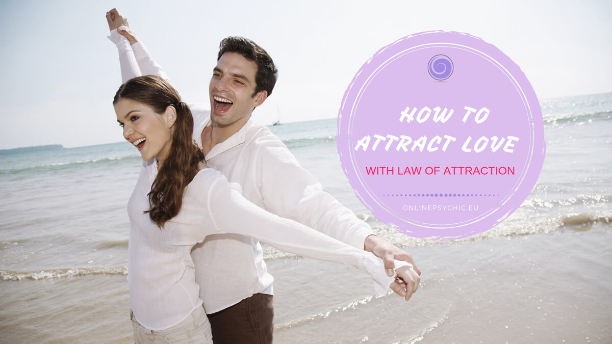 how to use law of attraction for love
