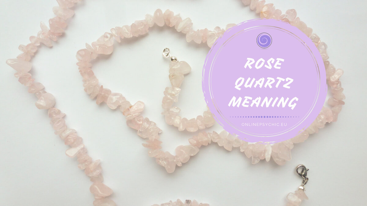 metaphysical properties of rose quartz