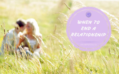 6 Red Flags – When To End A Relationship