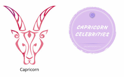 Famous Capricorn Celebrities – Celebrities Who Are Capricorn