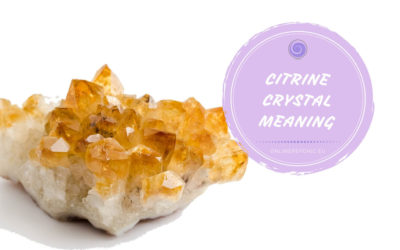 Citrine Crystal Meaning & What Are His Healing Properties