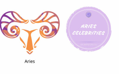 Famous Aries – Celebrities That Are Aries