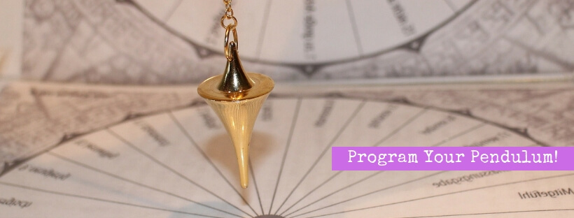 how to program a pendulum