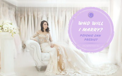 Who Will You Marry? Psychic Can Predict Your Marriage.