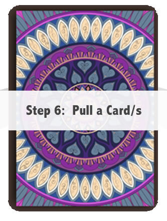 Step 6: Pull a Card/s