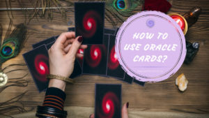 how to use oracle cards