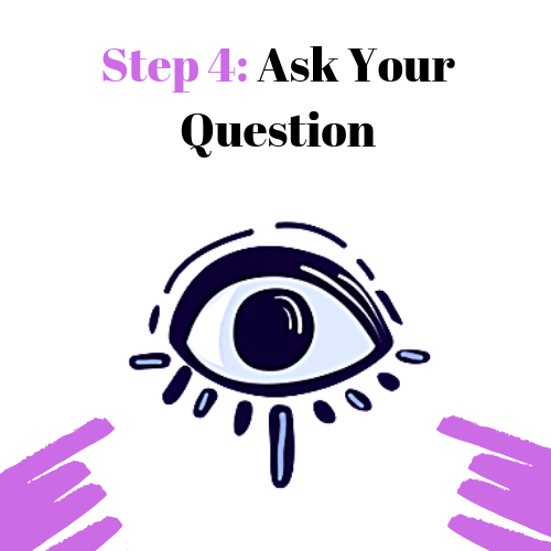 Step 4: Ask Your Question