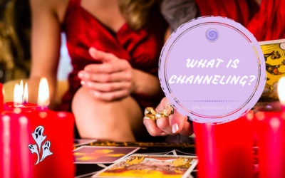 What is Channeling & What does it mean to channel a person?