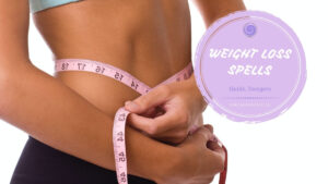 weight loss spells