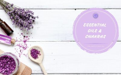 Using Essential Oils to Balance Each of the 7 Chakras